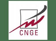 Logo du CNGE, partenaire de MyPeBS