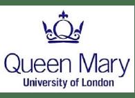 Logo Queen Mary university of London, partenaire de MyPeBS